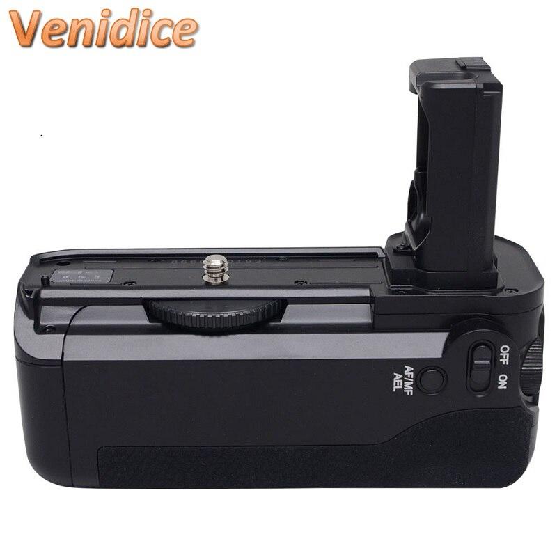 ФОТО Mcoplus Venidice VD-A7 Vertical Battery Grip holder for Sony A7 A7r A7s camera as Meike MK-A7