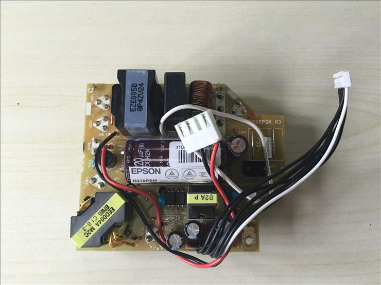 Brand New Original H310PSM projector ballast board for EB-C2010XH/C2020XN/C2040XN Projector original projector lcd panel group h385 55t for eb c1010x c2040xn eb 900 c240x c30xh c30x sell by whole set