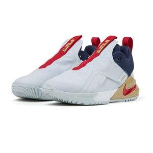 Image 2 - Nouveauté dorigine NIKE ambassadeur XI mensbasket chaussures baskets