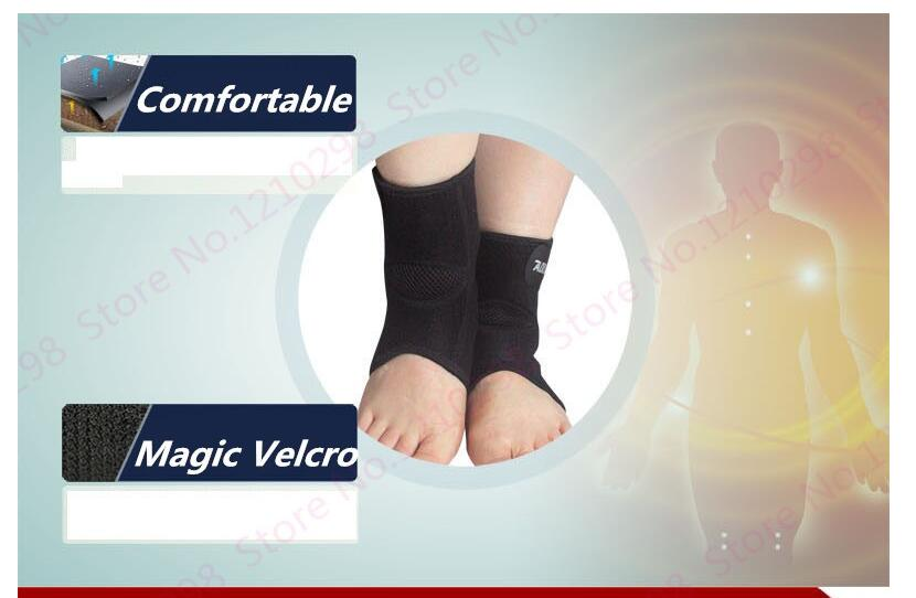 Mesh Sport Ankle Support Non Slip Punching Ankle Support Climbing Basketball Football Ankle Support Protective Ankle Brace Guard