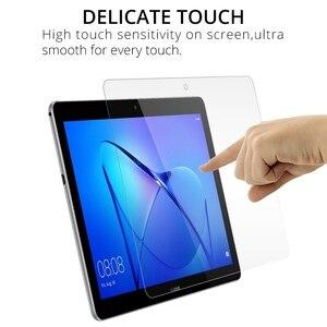 Закаленное стекло для планшета Huawei Mediapad, закаленное стекло для Mediapad T3 7 8, 9,6 дюймовый дисплей, 3T защитный экран T5 M5 Lite 8.0 10,1-дюймовая защитная пленка