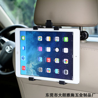 Mobile Phone Tablet PC Car Holder Stand Back Auto Seat Soporte Headrest Bracket Support Accessories For