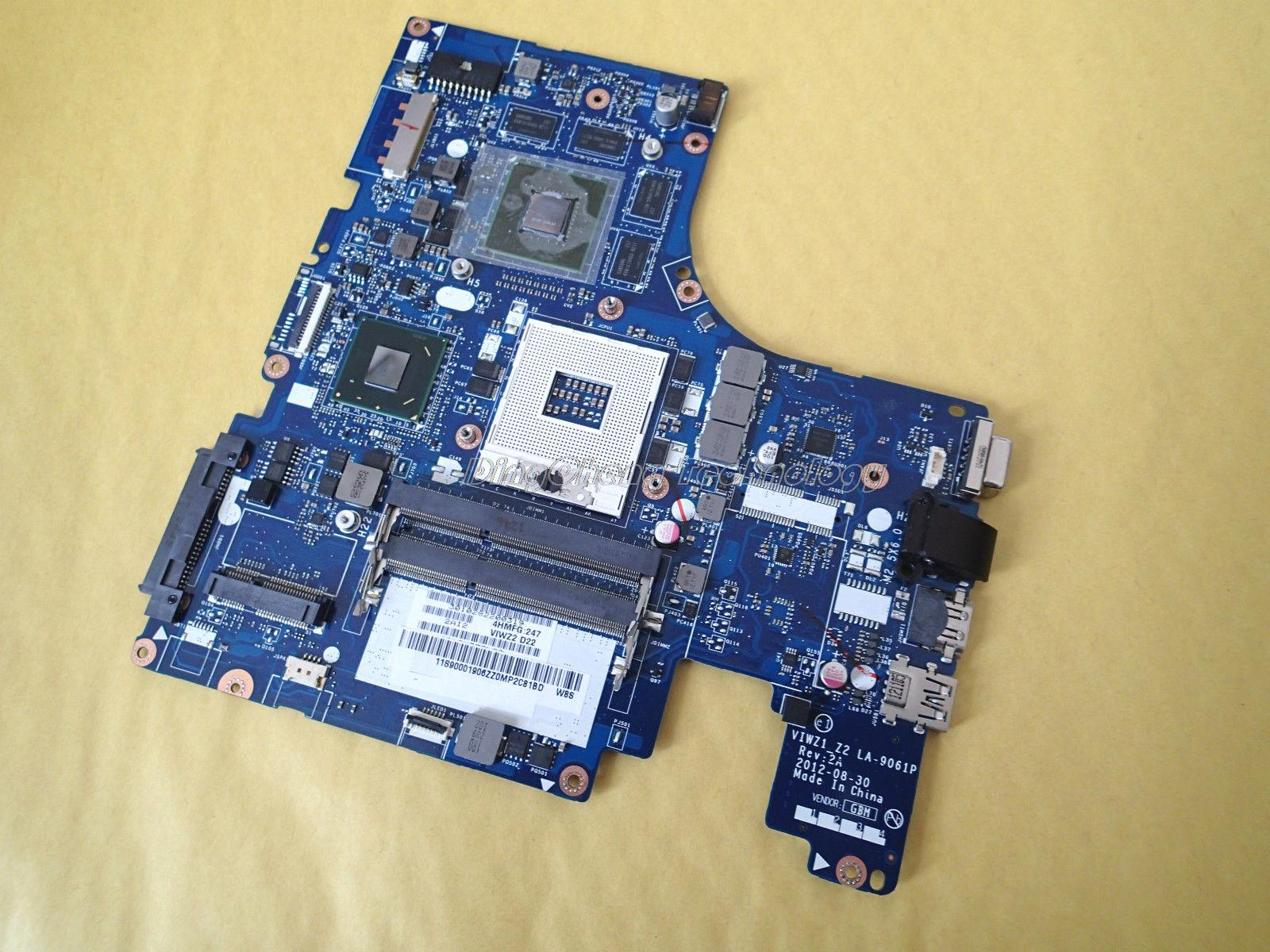 HOLYTIME laptop Motherboard/mainboard for Lenovo Z500 LA-9061P 11S90002112 VIWZ1 D84 non-integrated DDR3 100% tested FullyHOLYTIME laptop Motherboard/mainboard for Lenovo Z500 LA-9061P 11S90002112 VIWZ1 D84 non-integrated DDR3 100% tested Fully