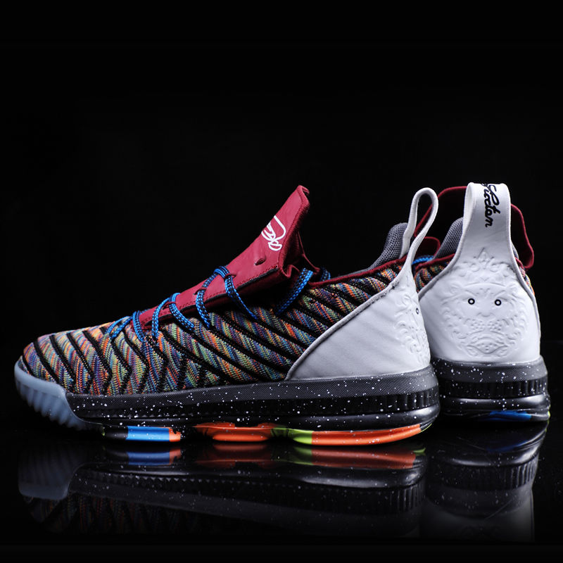 Basketball-Shoes Ankle-Boots Lebron High-Top Training James Colorful Outdoor Unisex Men