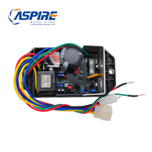 Aspire 15KW/15KVA Single Phase Petrol Voltage Regulator PLY DAVR 150S AVR KI-DAVR-150S For Kipor Generator цена 2017