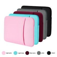 Portátil notebook manga 11 12.5 13.3 14 15 15.6 polegada notebook caso proteção saco capa para macbook