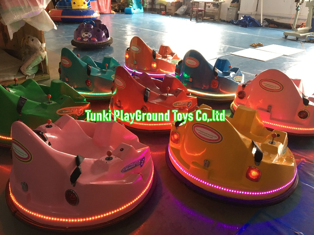 Amusement Park Rides Adult Bumper Car