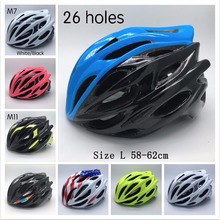 Hot sale size L 59-62cm adults prevail mojito mtb Integrally-molded Cycling Helmet Bicycle Accessories road bike caps