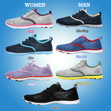 New Breathable Men&mujer Casual Shoes Comfortable Soft Walking Shoes Lightweight Outdoor Travel Shoes Big Size Male Sapato