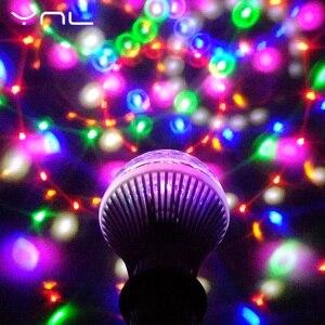 YNL LED Lamp Crystal Stage Lig