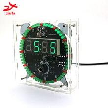 Вращающийся модуль zirrfa ds3231 цифровой светодиодный дисплей
