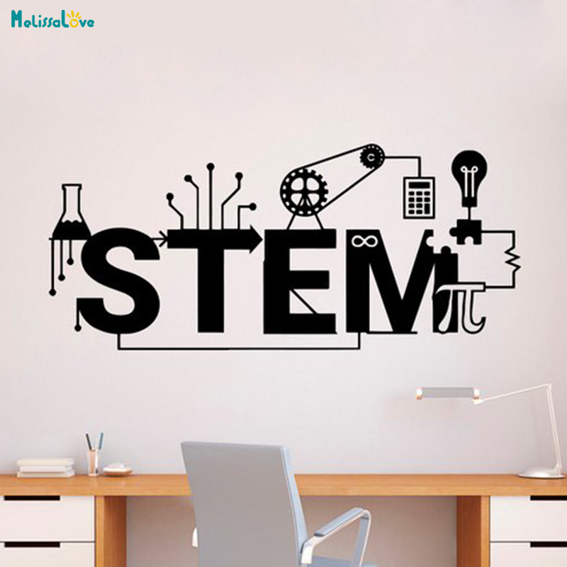 Learning Is An Adventure Large Wall Decal For Classroom And School Decorating School Wall Lettering Decals Simple Stencils