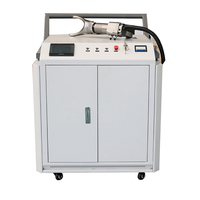 glass, car, kitchens, plastic laser cleaning equipment rust removal machine