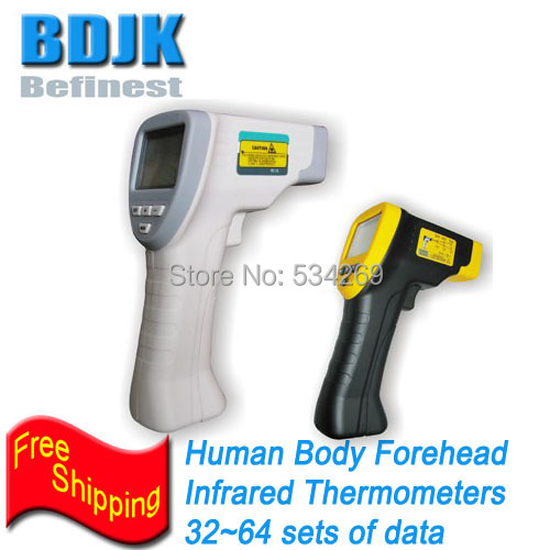Forehead Infrared Thermometer with Data Storing & C/F Mode Testing Quick High Accurate  цены