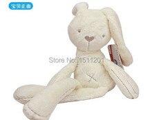 50cm Mamas Papas baby rabbit sleeping comfort doll plush toys Millie Boris Smooth Obedient Rabbit Sleep