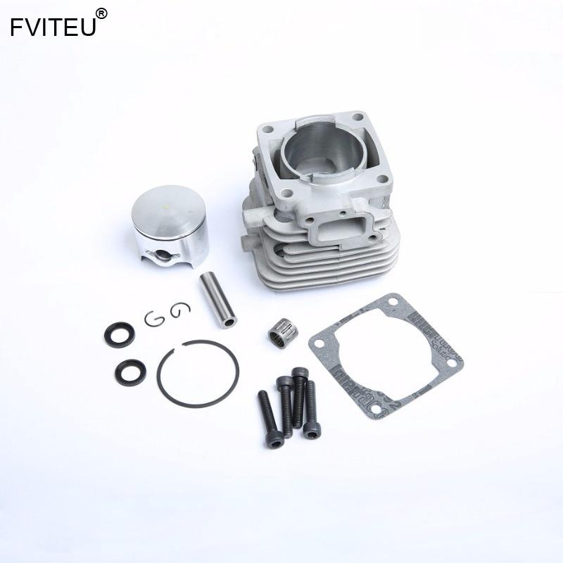 Kit de cylindre de moteur FVITEU 38 MM 4 boulons 32cc pour moteur Zenoah CY Rovan 32CC pour 1/5 hpi rovan km baja Losi 5 T