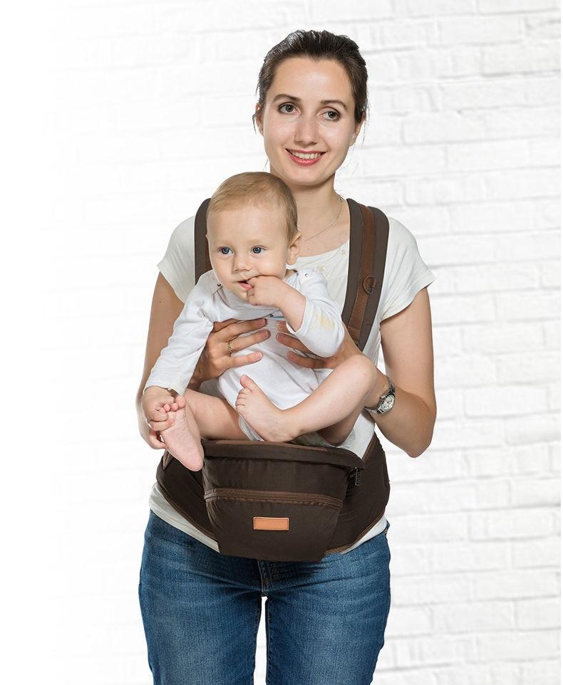 Larger Capacity Ergonomic Backpack Infant Baby Hipseat Ergonomic Kangaroo Baby Wrap Sling For Newborns Portabebe Ergonomico