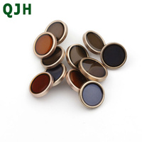 100pcs / batch metal combination buckle snap fasteners threaded column sewing button craft DIY decorative accessories