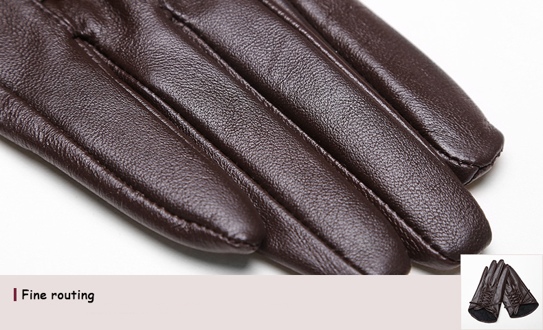 Leather Goatskin Gloves ARCtic 19