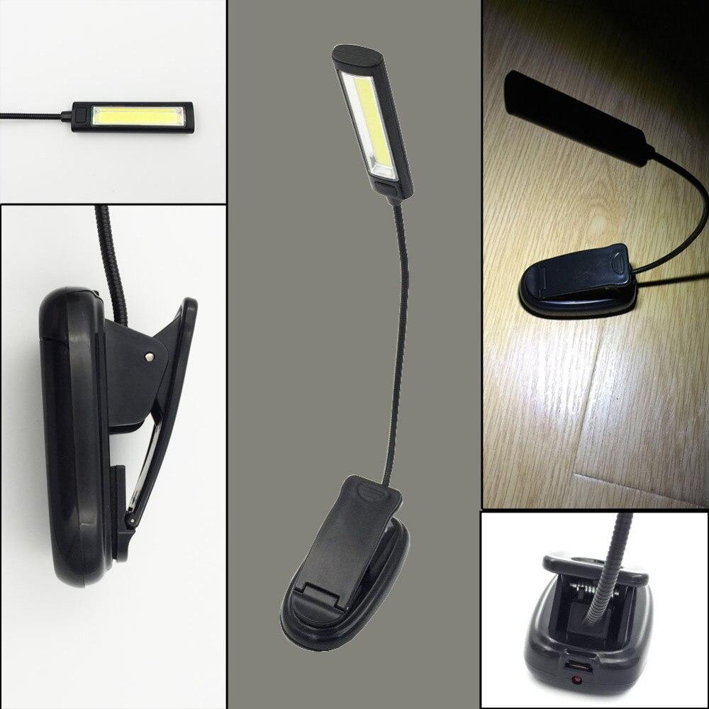 high quality clip on led light flexible arm reading lamp. Black Bedroom Furniture Sets. Home Design Ideas
