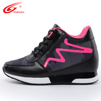 2017 Women S Breathable Running Shoes Outdoor Lawn Sport Shoes Women Cushioning Sneakers Air Running Shoes