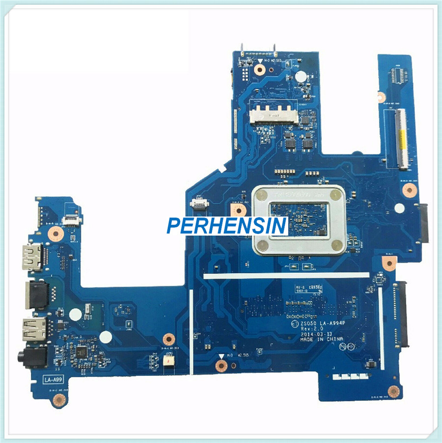 For HP 15 R 15T R w N2840 CPU Motherboard LA A994P 788289 601 788289 501