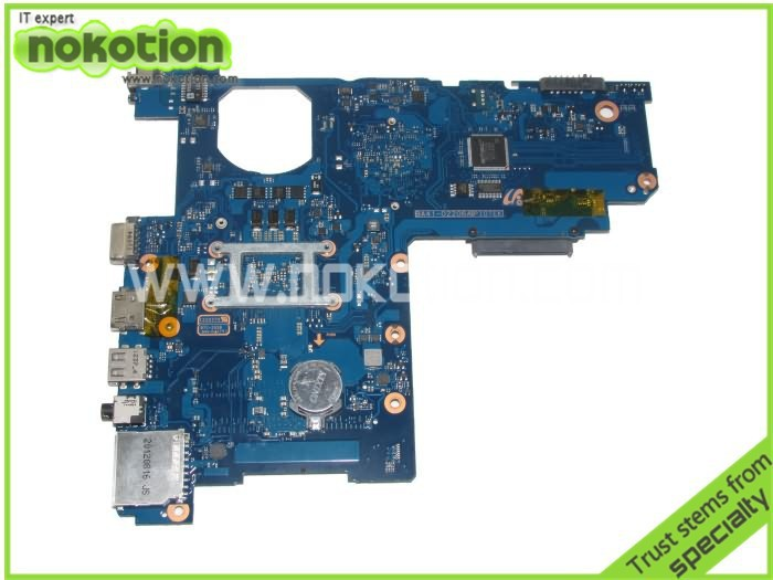 NOKOTION laptop motherboard for samsung 300E5E 300E4E 300E5V BA41-02206A DDR3 Mother Board full tested рахманов иван к столяр плотник