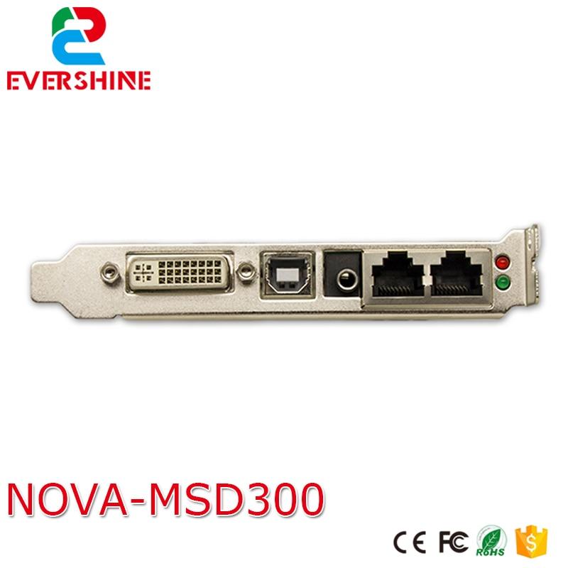 Nova M3 MSD300 LED Дисплей жіберу карточкасы, - LED Жарықтандыру - фото 4