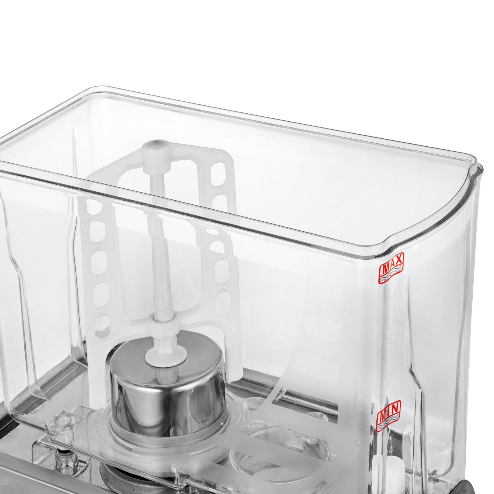18L 4.75Gal Commercial Hot Cold Drink Juice Dispenser Beverage Milk Juicer Larger Particles  Stainless Steel