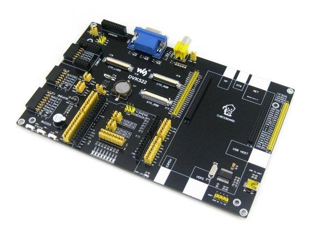 A10 Cubieboard Cubieboard2 A20 Расширение Совет По Развитию DVK522 с различными компонентами и интерфейс и дизайн Свободный Корабль