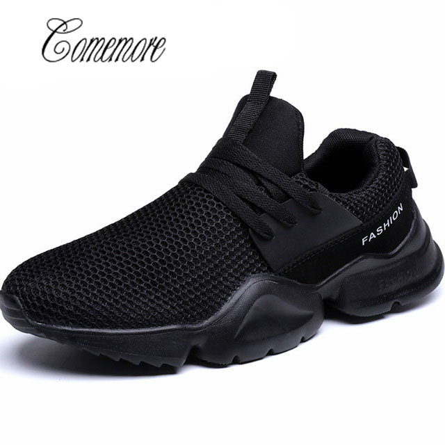 Sports & Entertainment Learned Comemore Mesh Running Shoes For Men Shoes Sport Mens Sneakers Male Jogging Shoes Men Jogging Homme Basket Gym Krasovki Attractive And Durable