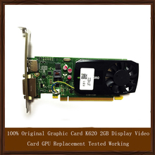 100% Original Graphic Card For DELL NVIDIA Quadro K620 2GB Display Video Card GPU Replacement Tested Working