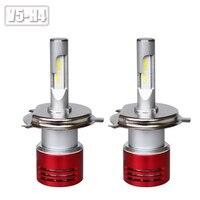 2PCS Auto Styling High Lumen Led Car Headlight H1 H3 H4 H7 H8 H11 9005 9006
