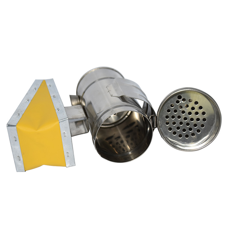 Image 4 - Brand Bee Smoker Bee Hive Transmitter Kit Beekeeping Tool High Quality Beekeeping Equipment Stainless Steel Suitable for Smoker-in Beekeeping Tools from Home & Garden