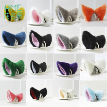 1pc Fashion Popular Cat Bodymother Cosplay Mantle Plush Cat Ears Maid Mace Hair Personality Jewelry Accessories For Women Gift