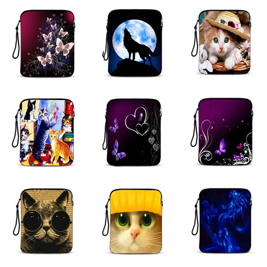 tablet bag 10 1 39 39 9 7 quot inch Universal laptop Protective shell skin notebook sleeve pouch Cover For Lenovo Samsung GALAXY IP 5567 in Tablets amp e Books Case from Computer amp Office
