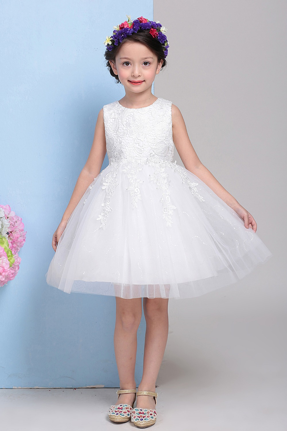 Popular Wedding Birthday Dresses Teenagers Prom Gowns-Buy Cheap ...