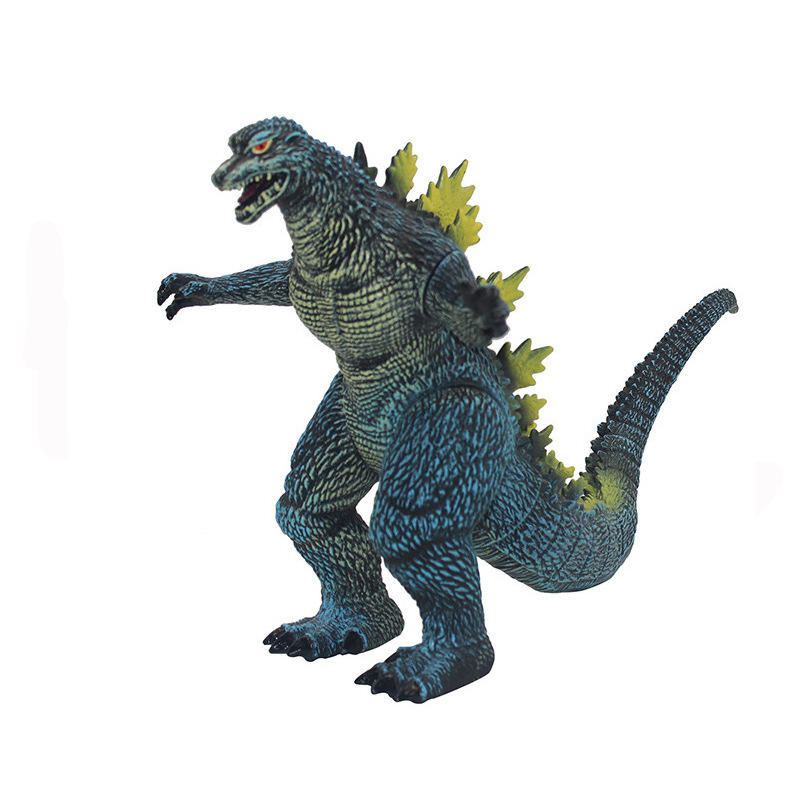 Anime Cartoon Movie GODZILLA Action Figures PVC Dispaly Doll Boy Toys Collectible Model Children Birthday Juguetes Gift 6pcs set disney toys for kids birthday xmas gift cartoon action figures frozen anime fashion figures juguetes anime models