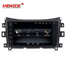 free shipping  Android 8.0 Car multimedia DVD Player For Nissan Navara NP300 2014+ with WIFI BT GPS navigation radio TDA7851