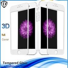 10pcs lot 4 7 And 5 5 3D Full Cover Tempered Glass Fiber Material Super HD