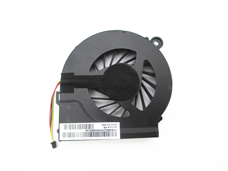 CPU Laptop Cooling FAN New for HP Pavilion G7 G6 G4 646578-001 KSB06105HA 574680 001 1gb system board fit hp pavilion dv7 3089nr dv7 3000 series notebook pc motherboard 100% working