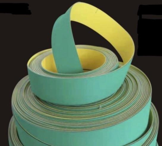 1Piece  2x14x1600mm Nylon Chip Base Band Textile Flat Belt Conveyor Transmission Timing Belt 1Piece  2x14x1600mm Nylon Chip Base Band Textile Flat Belt Conveyor Transmission Timing Belt