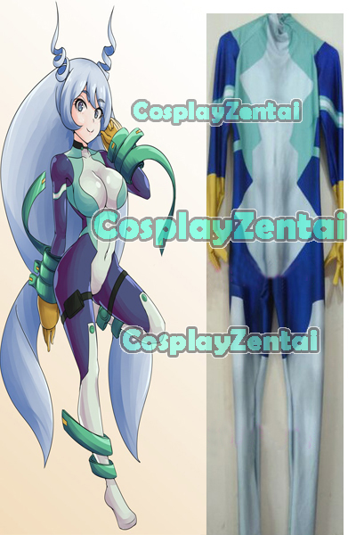 Nejire hado Cosplay Costume 3D Printed Nejire hado My Hero Cosplay Costume Lycra Bodysuit for Girls/Women/Lady/Female