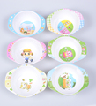 BBWY020  2pcs/set Good quality baby feeding bowls, children eat rice bowl, baby tableware, melamine tableware