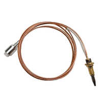 Earth Star Gas Stove Burner Cooker Thermocouple Faston Type 60cm