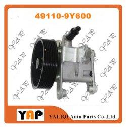 Nowa pompa wspomagania układu kierowniczego do FITNISSAN TEANA J31Z QR20DE 2.0L L4 49110-9Y600 2006-2008