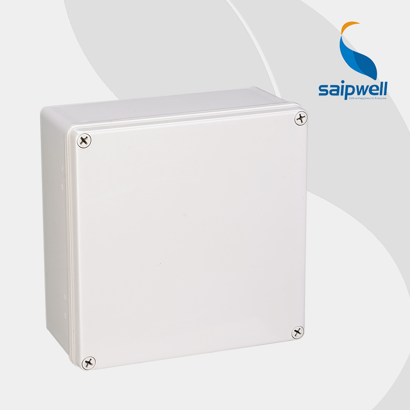 High quality ABS IP66 solid cover waterproof electrical switch box DS AG 2020 S 200 200