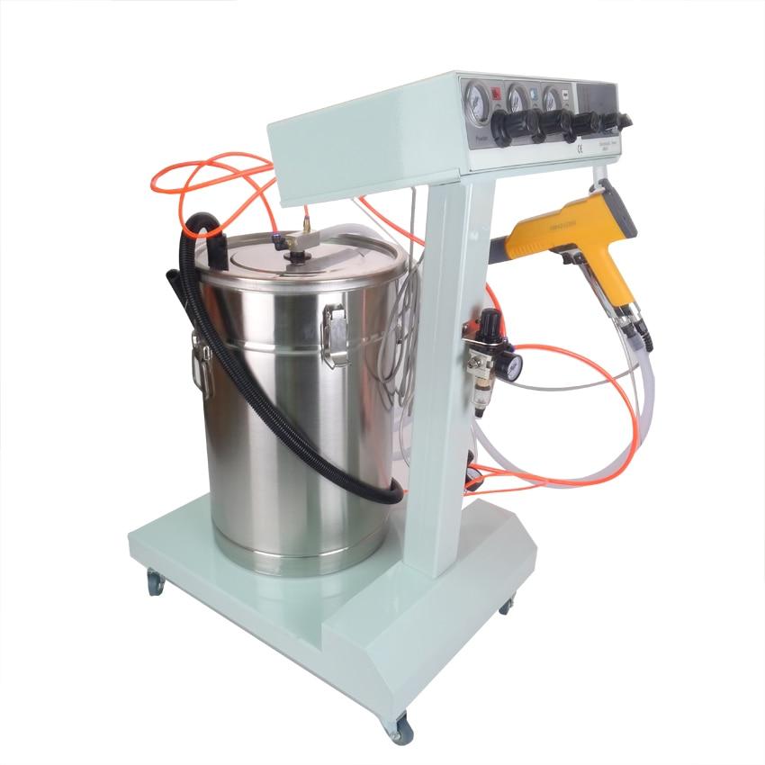 1pcs Electrostatic Powder Coating machine WX-101 Electrostatic Spray Powder Coating Machine Spraying Gun Paint fhis 65 coating machine spray valve three anti paint fan shaped