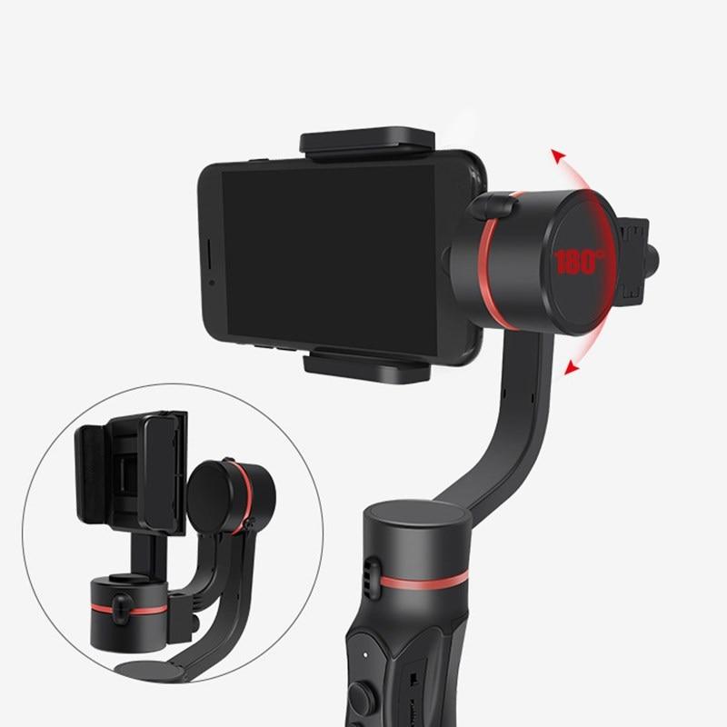S4 3 axes stabilisateur de cardan de Smartphone de poche modèle lisse cardan de poche pour Xiaomi iPhone X 8 7 Samsung S9 S8 S7