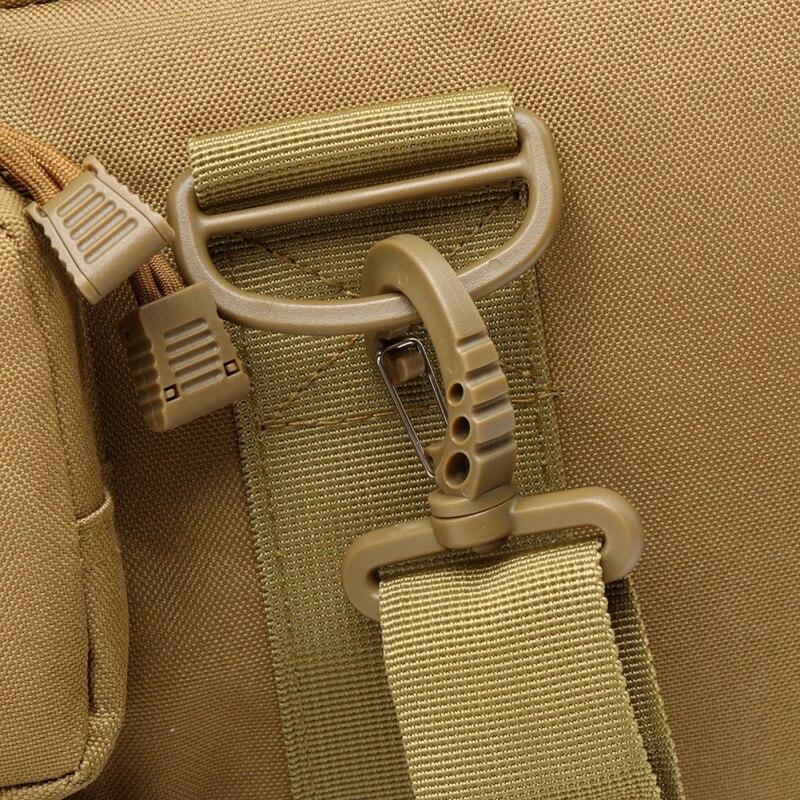 100 CM Polyester sac de chasse en plein Air équipement tactique armée chasse sac à dos Air pistolet carré pistolet sac - 6